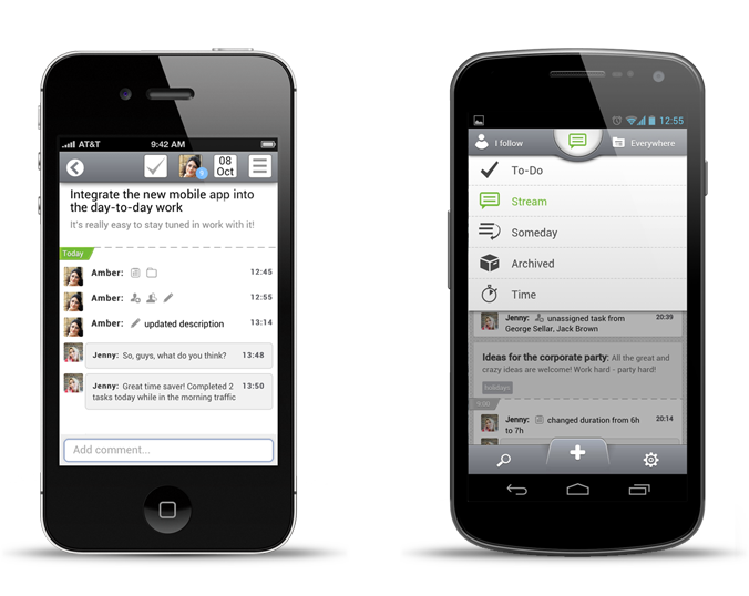 wrike mobile apps